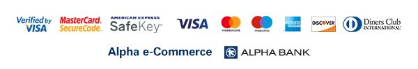 Με κάρτα μέσω Alpha Bank